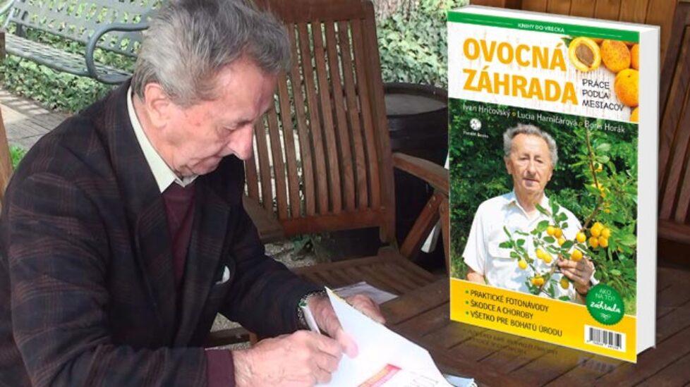 Najnovšia kniha od profesora Hričovského.