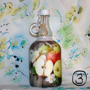 Darčeková fľaša