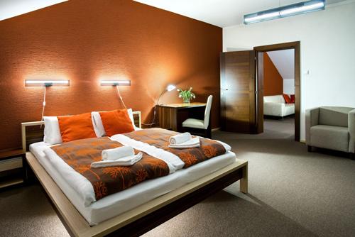 Hotel Bystrička Palenice.sk izba