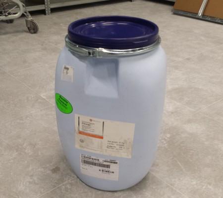 Plastový suda na kvas - 70 litrov.