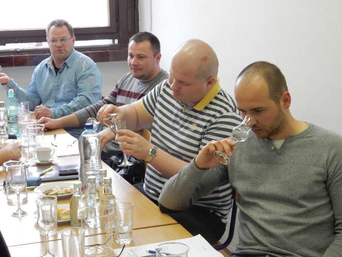 Palenice STU hodnotenie destilatov 5